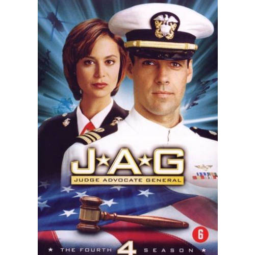 JAG - Seizoen 4 (DVD) kopen
