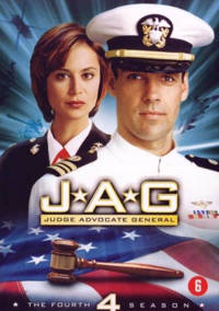 JAG - Seizoen 4 (DVD)