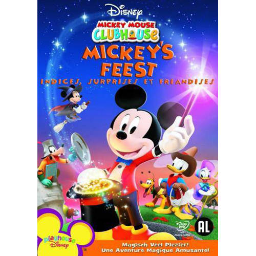 Mickey Mouse clubhouse - Mickey's feest (DVD) kopen