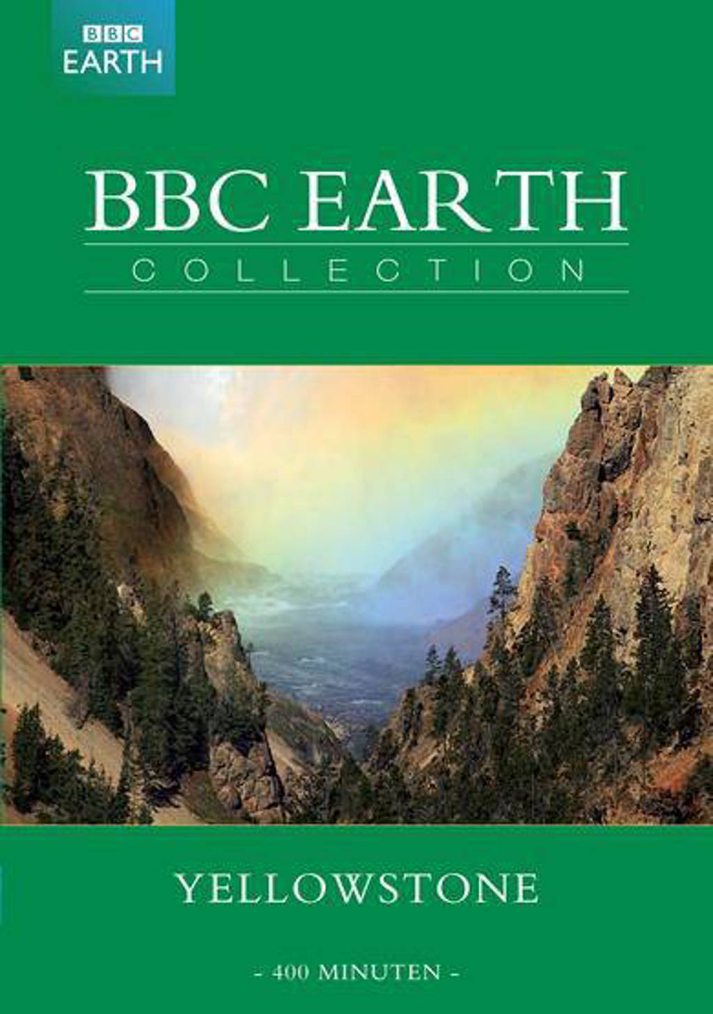 BBC earth collection - Yellowstone (DVD)