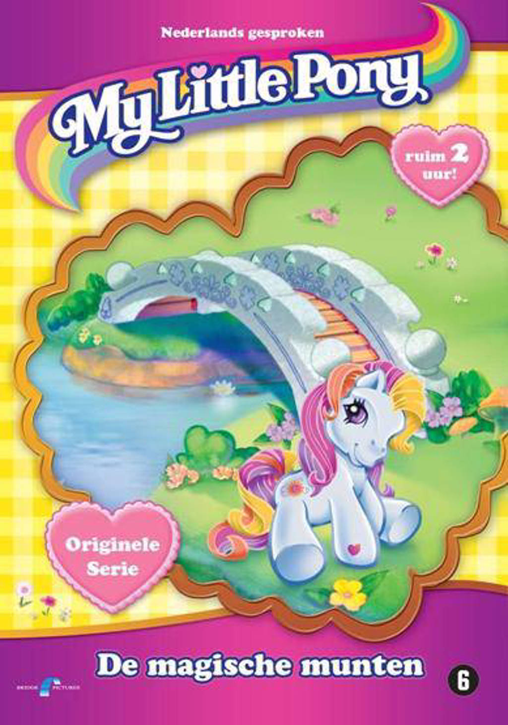My little pony 1-de magische munten (DVD)