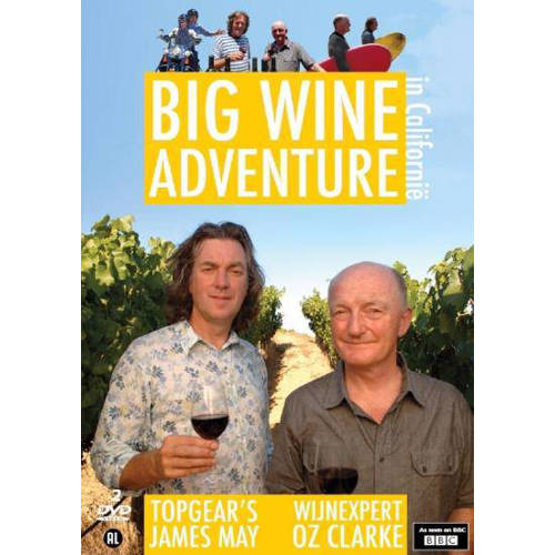Big wine adventure - In Californië (DVD) kopen