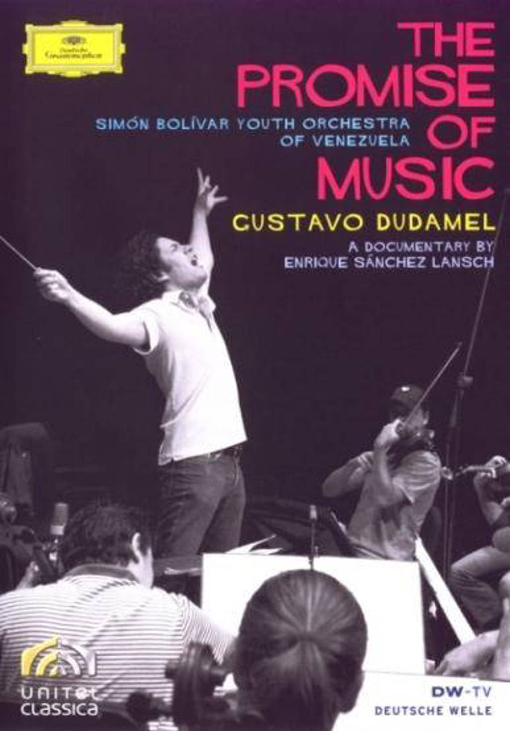 Gustavo Dudamel - promise of music (DVD)