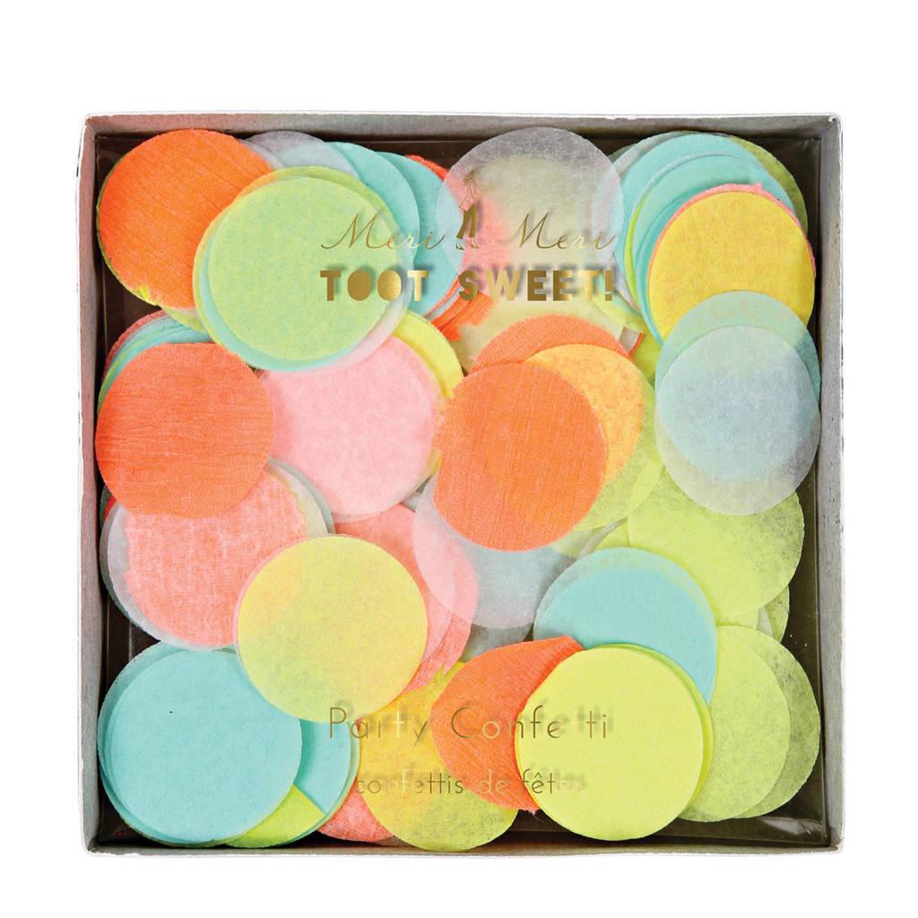 Meri Meri confetti Neon Party