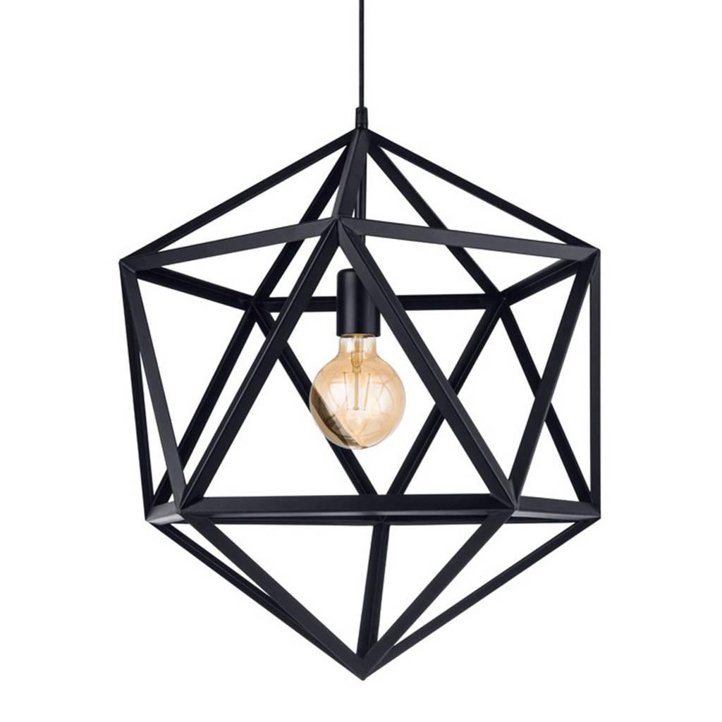 Eglo hanglamp (ø 46 cm), Zwart