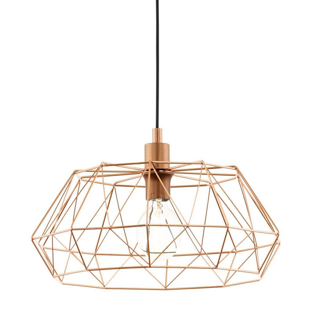 EGLO hanglamp Carlton 2, Koper