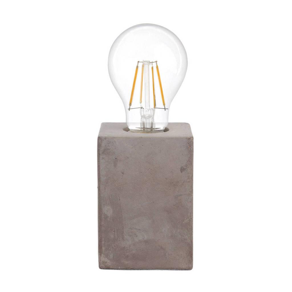 Eglo tafellamp, Grijs/Beton
