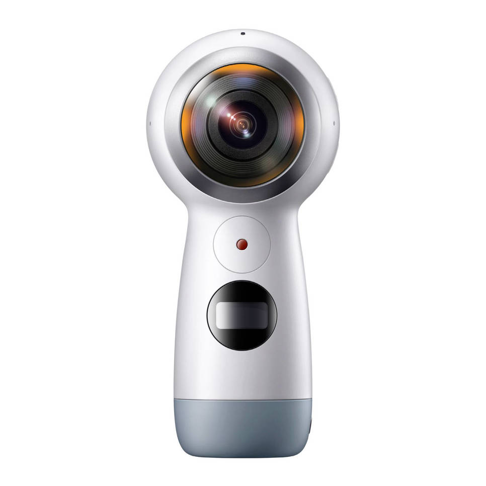 Samsung Gear 360 (2017) camera, Wit
