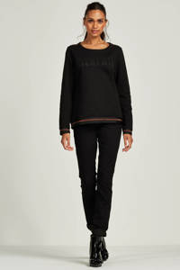 MAC Dream skinny fit jeans, Zwart
