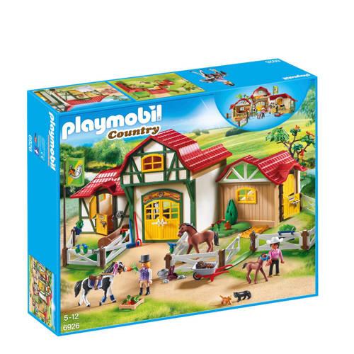 Playmobil Country paardrijclub 6926 kopen