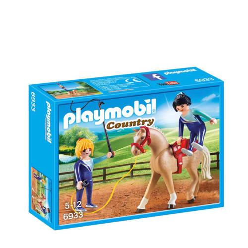 Playmobil Country voltigeteam met paard 6933 kopen