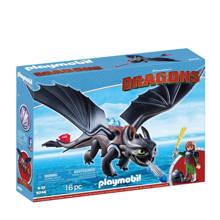 Dragons Hikkie & Tandloos  9246