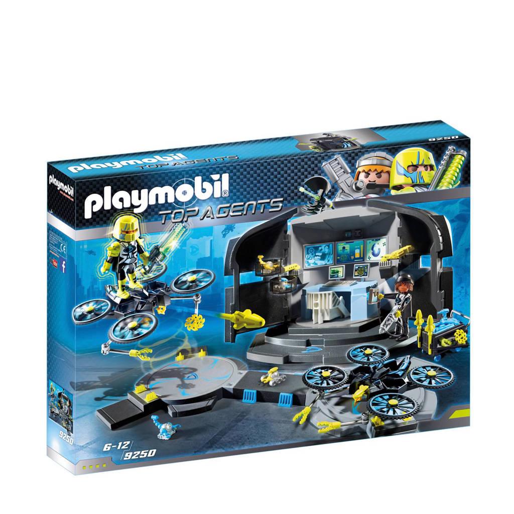 Playmobil Topagents Dr. Drone's commandocentrum  9250