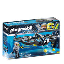 Playmobil Top Agents megadrone 9253