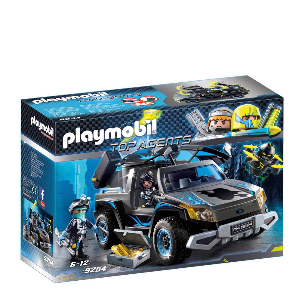 Playmobil Topagents Dr. Drone's 4x4  9254