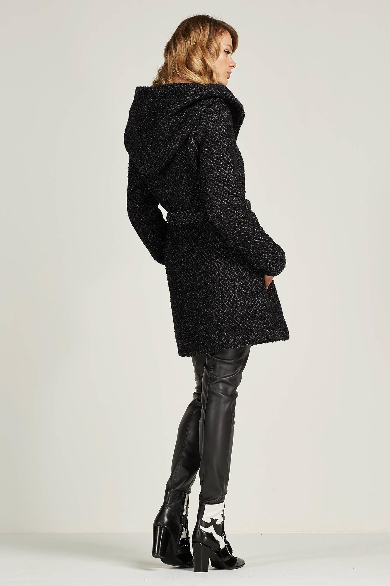 winterjas wol dames