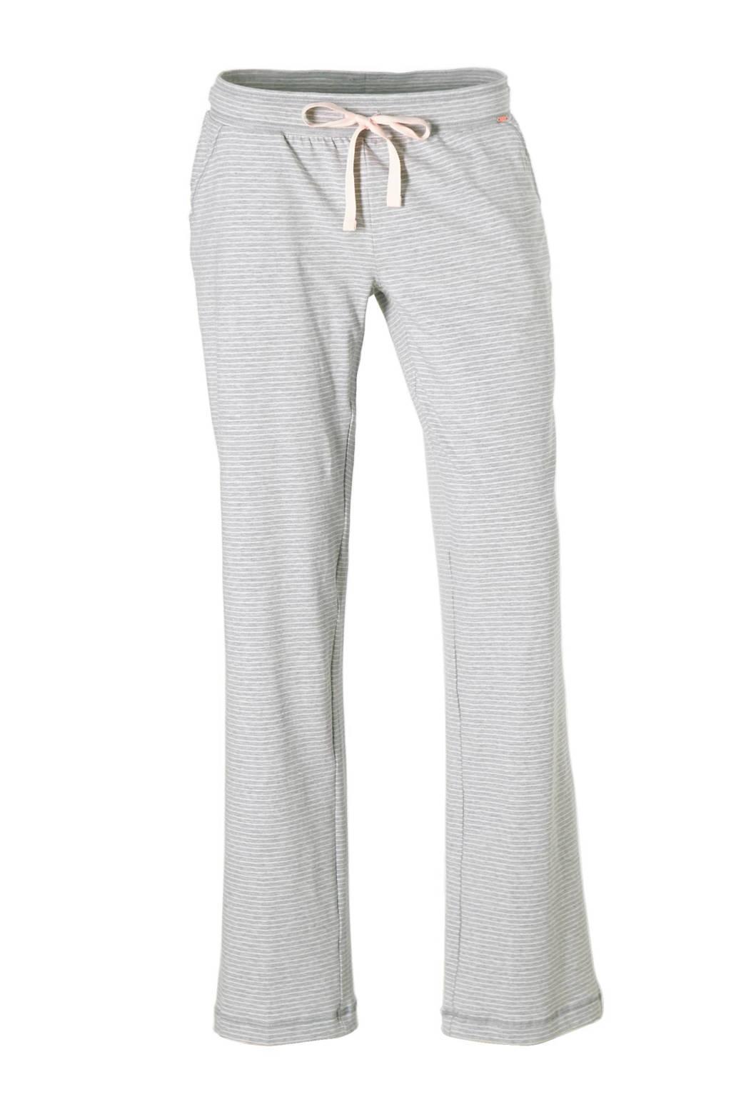 SKINY sleep & dream pyjamabroek, Grijs/wit