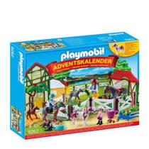 Playmobil Christmas adventskalender paardrijclub