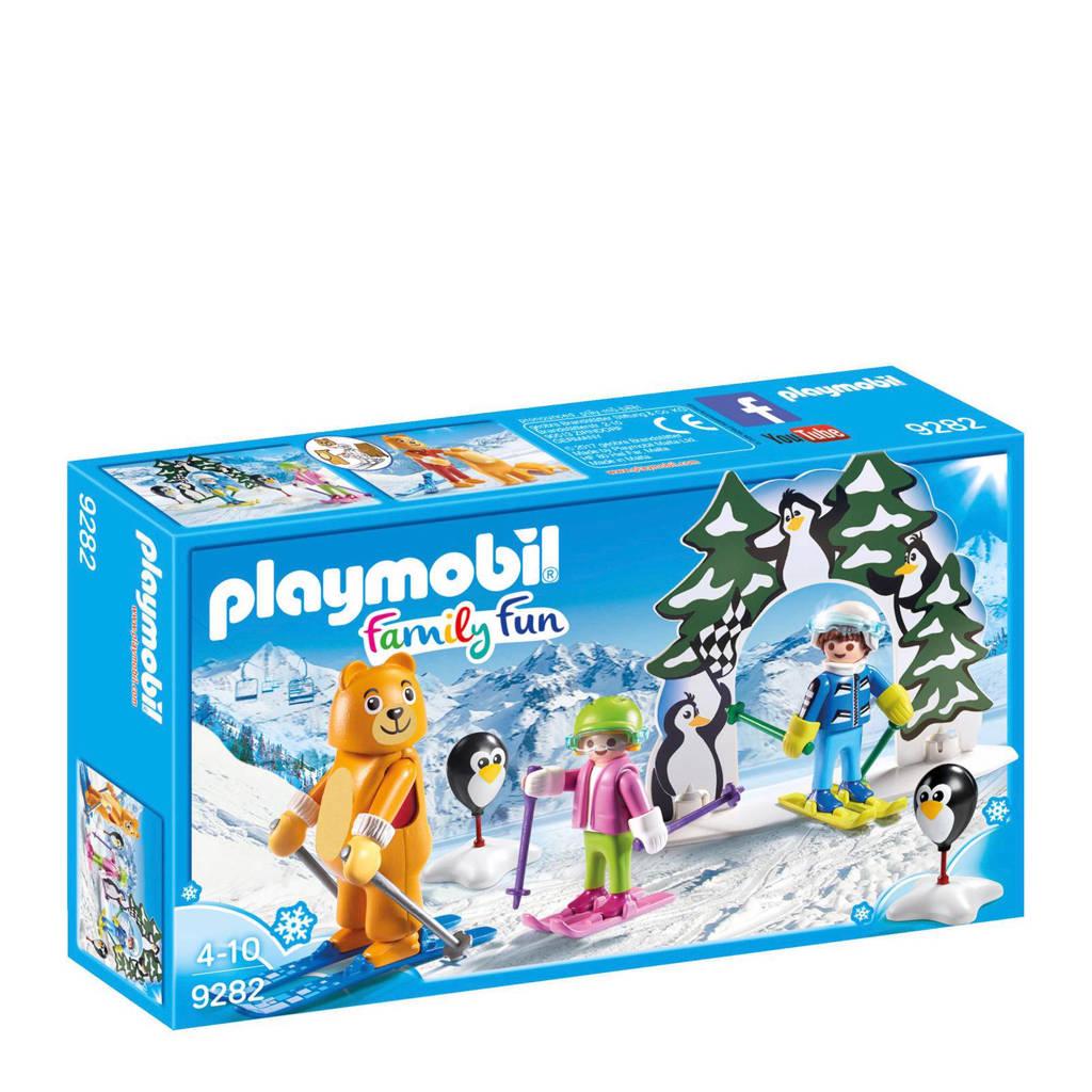 Playmobil Family Fun Skischooltje 9282
