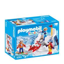 Family Fun Sneeuwballengevecht 9283