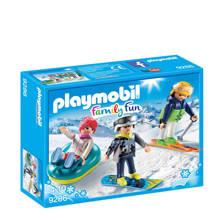 Family Fun wintersporters 9286