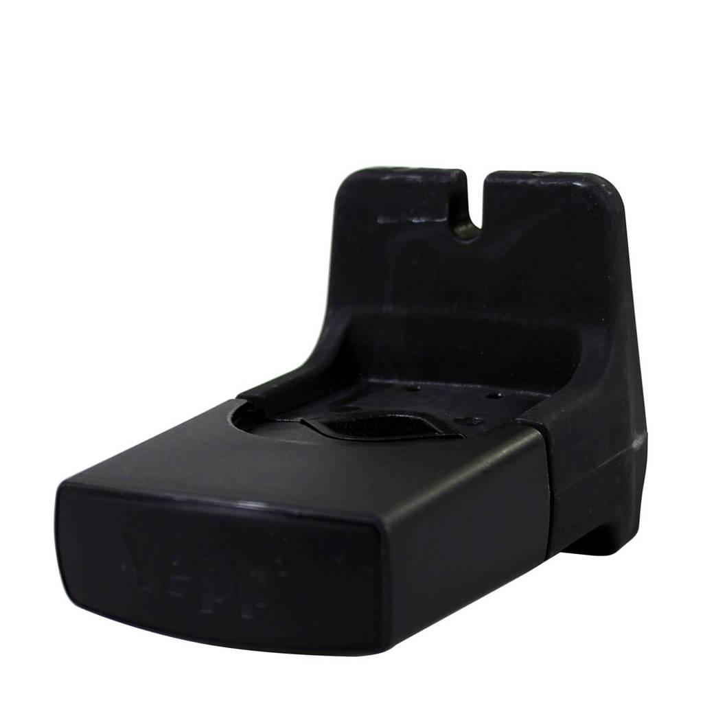 Yepp Mini slim fit adapter, Zwart