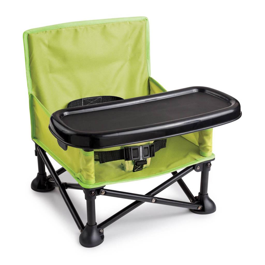 Summer Infant  Pop 'n Sit inklapbare kinderstoel groen, Groen/zwart