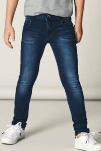 NAME IT KIDS Nittclassic x-slim fit jeans, Dark blue denim