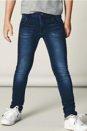 x-slim fit jeans NITCLASSIC dark denim