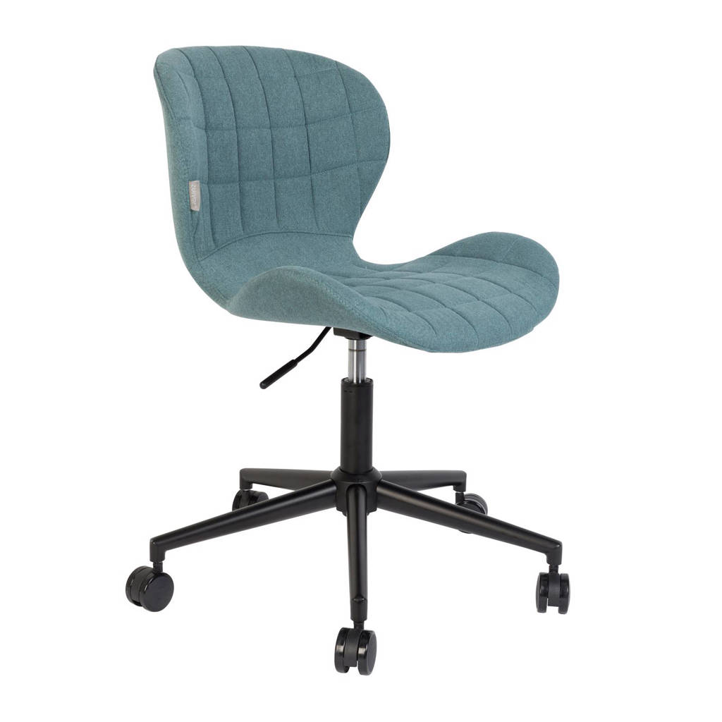 Zuiver OMG Office bureaustoel, Blauw