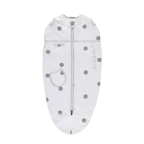 Puckababy® The Original Mini 3-6 mnd White Dotty