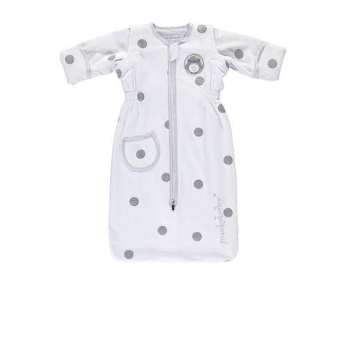 Puckababy® The Bag Newborn 0-6 mnd White Dotty