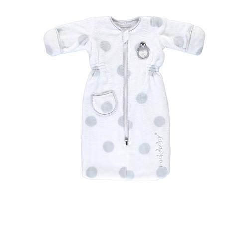 Puckababy® The Bag Newborn 0-6 mnd Teddy White