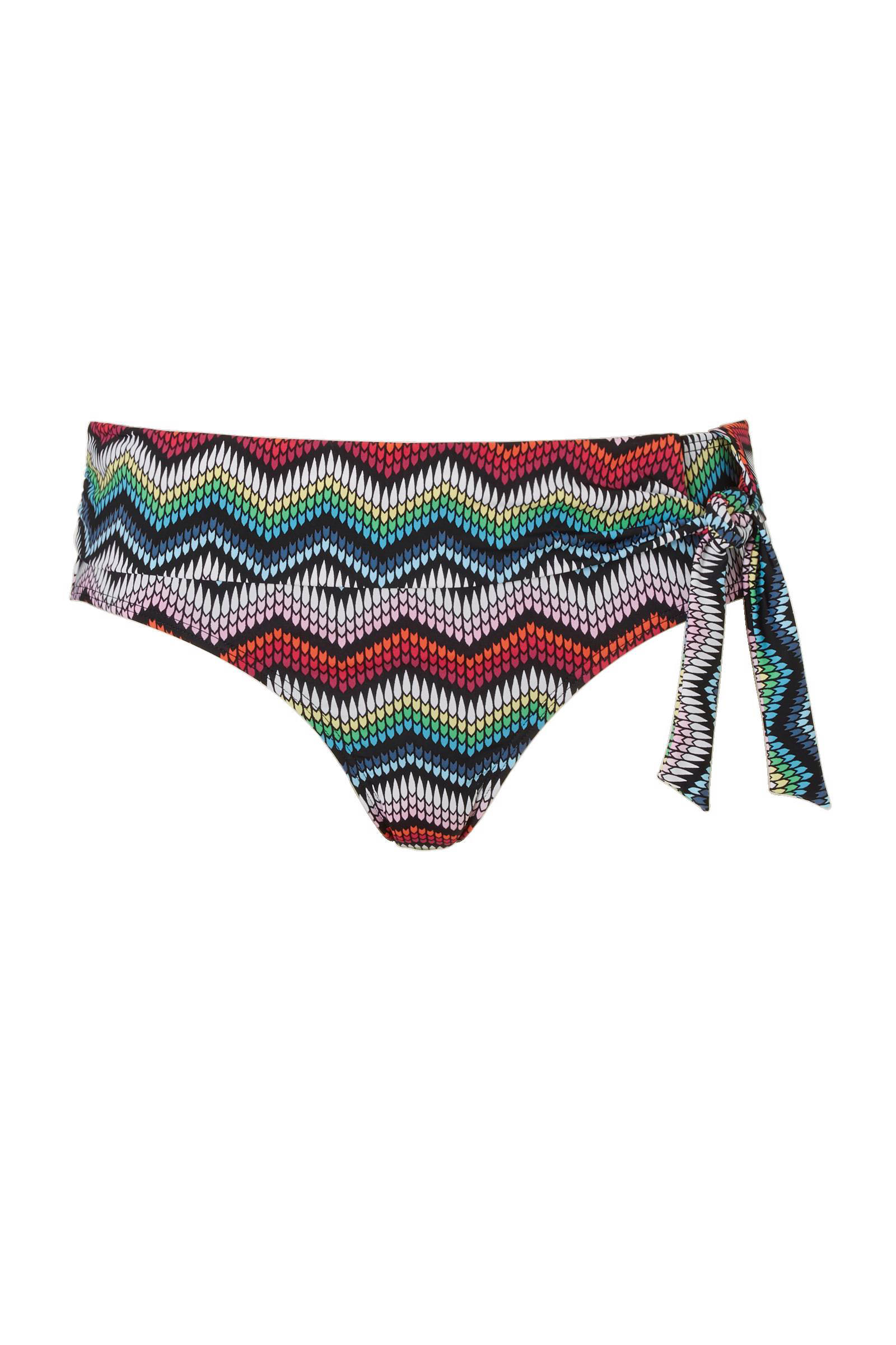 whkmp's beachwave Mix & Match omslag bikinibroekje