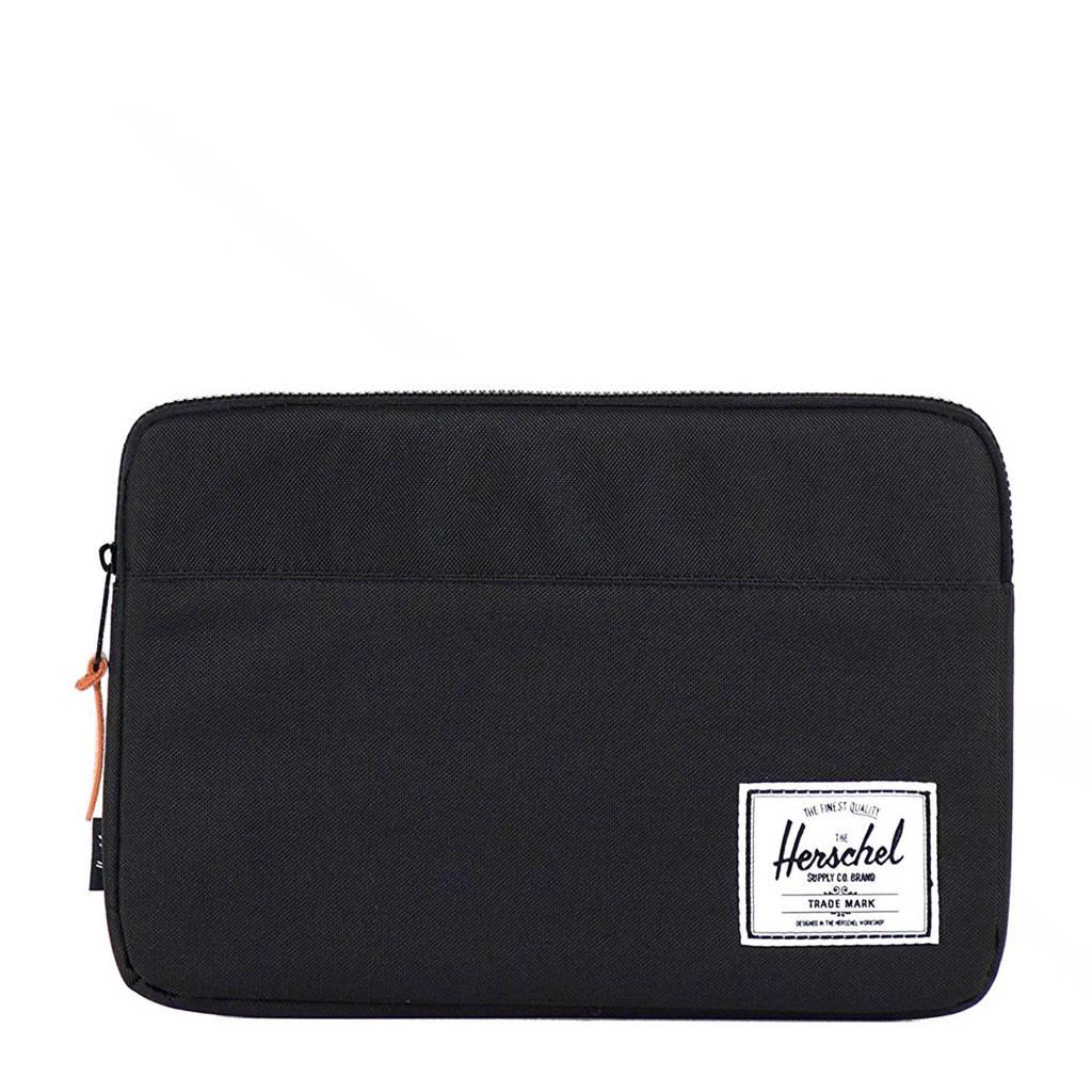 Herschel MacBook 13,3 inch laptop sleeve, Zwart