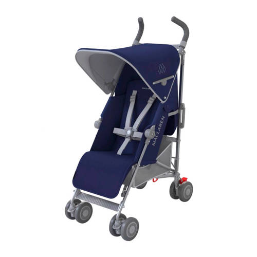 MacLaren Quest wandelwagen blauw kopen