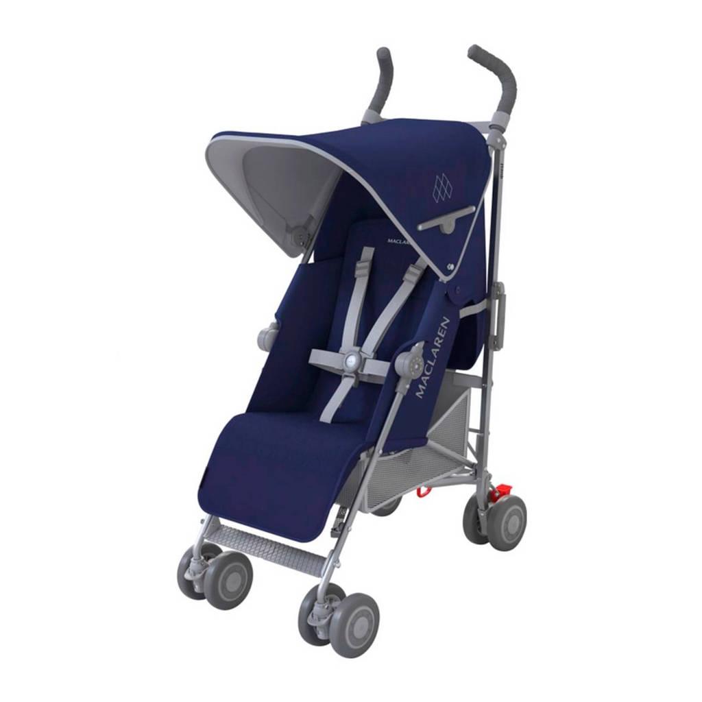 MacLaren Quest wandelwagen blauw, Blauw