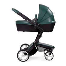 Xari kinder- en wandelwagen british green