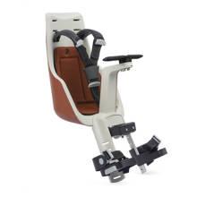 Exclusive Bobike Exclusive Mini fietsstoeltje voor cinnamon brown