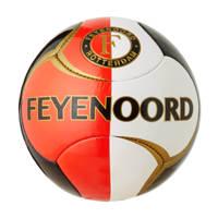 Feyenoord   voetbal maat, Rood/Zwart/Goud