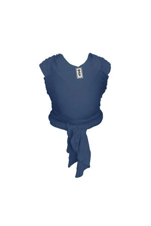 Stretchy Wrap Classic draagdoek jeans blauw