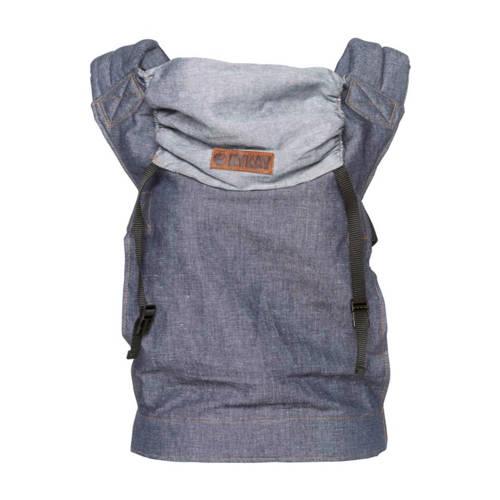 ByKay Click Carrier Classic kleuter draagzak dark jeans kopen