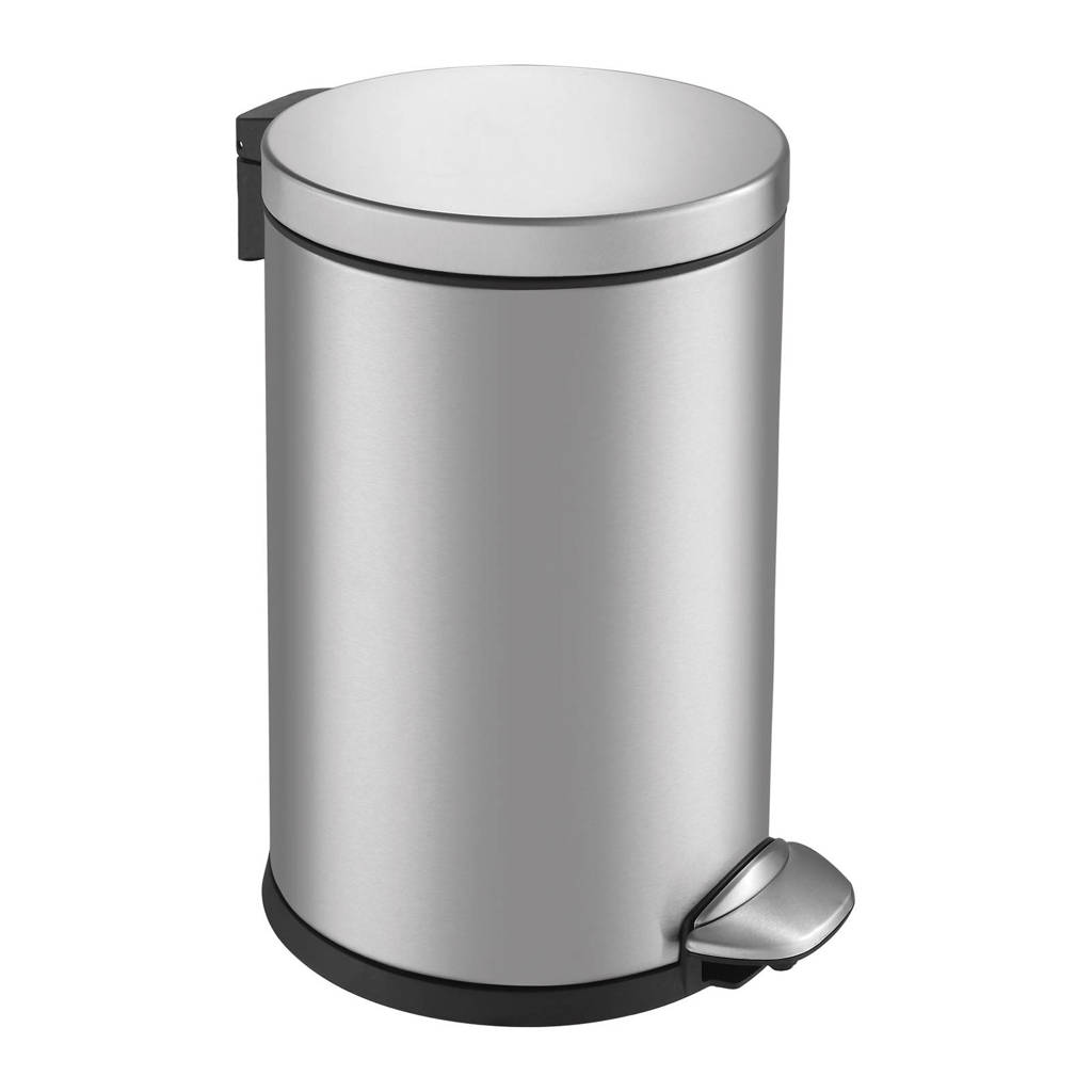 EKO Luna pedaalemmer (3 liter) Zilver