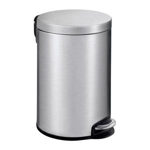Serene pedaalemmer (12 liter) Zilver