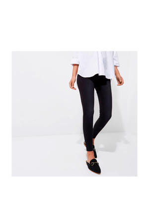 high waist legging zwart