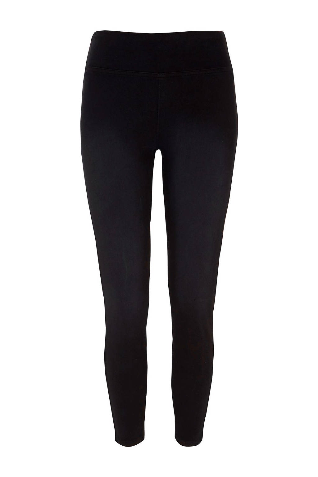 River Island high waist legging zwart, Zwart