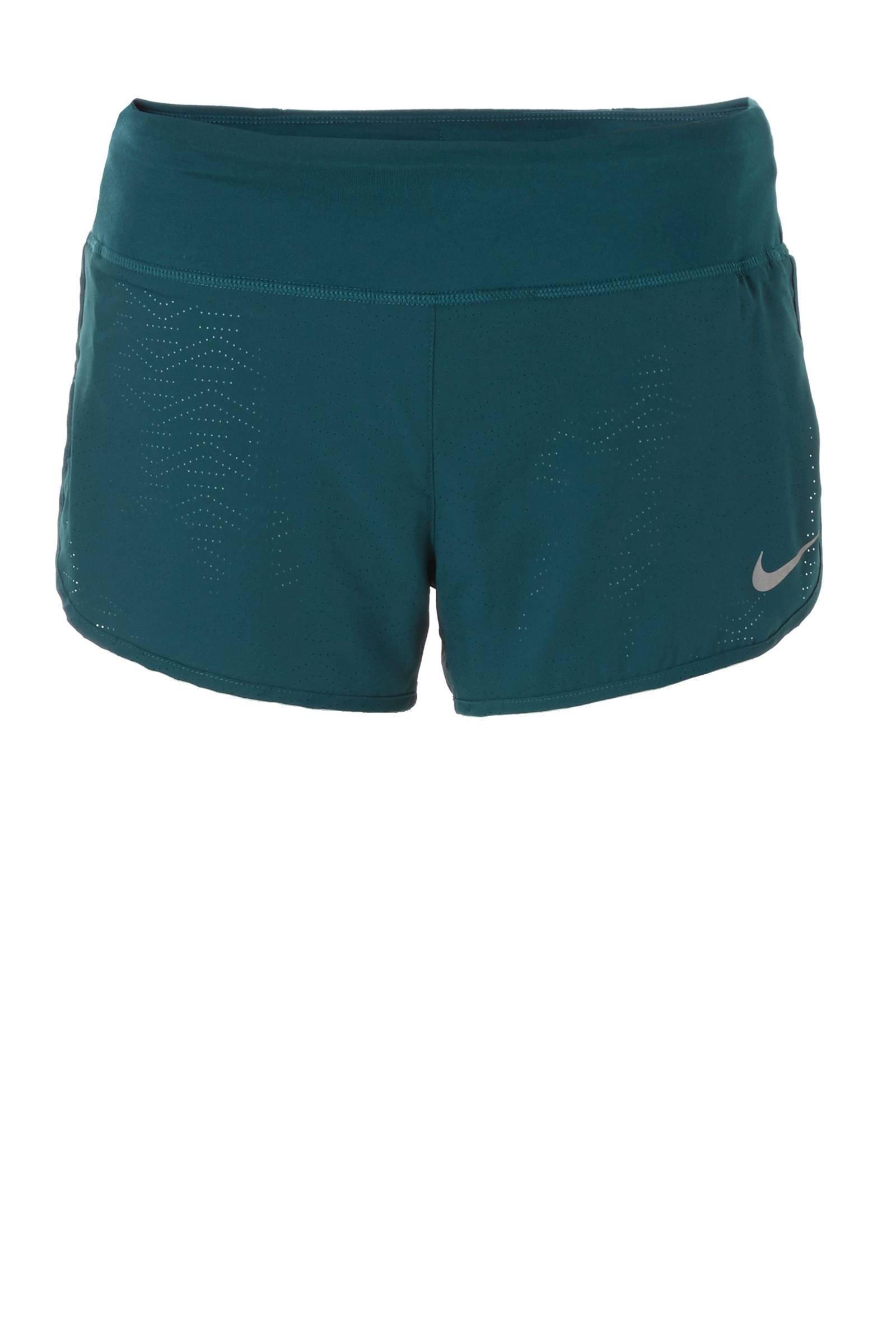 Nike hardloopshort grijs | wehkamp