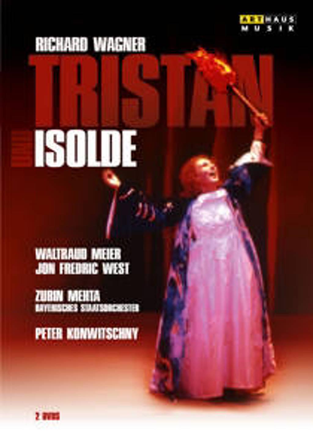 West,Moll,Meier,Weikl - Tristan Und Isolde, Munchen 1998 (DVD)