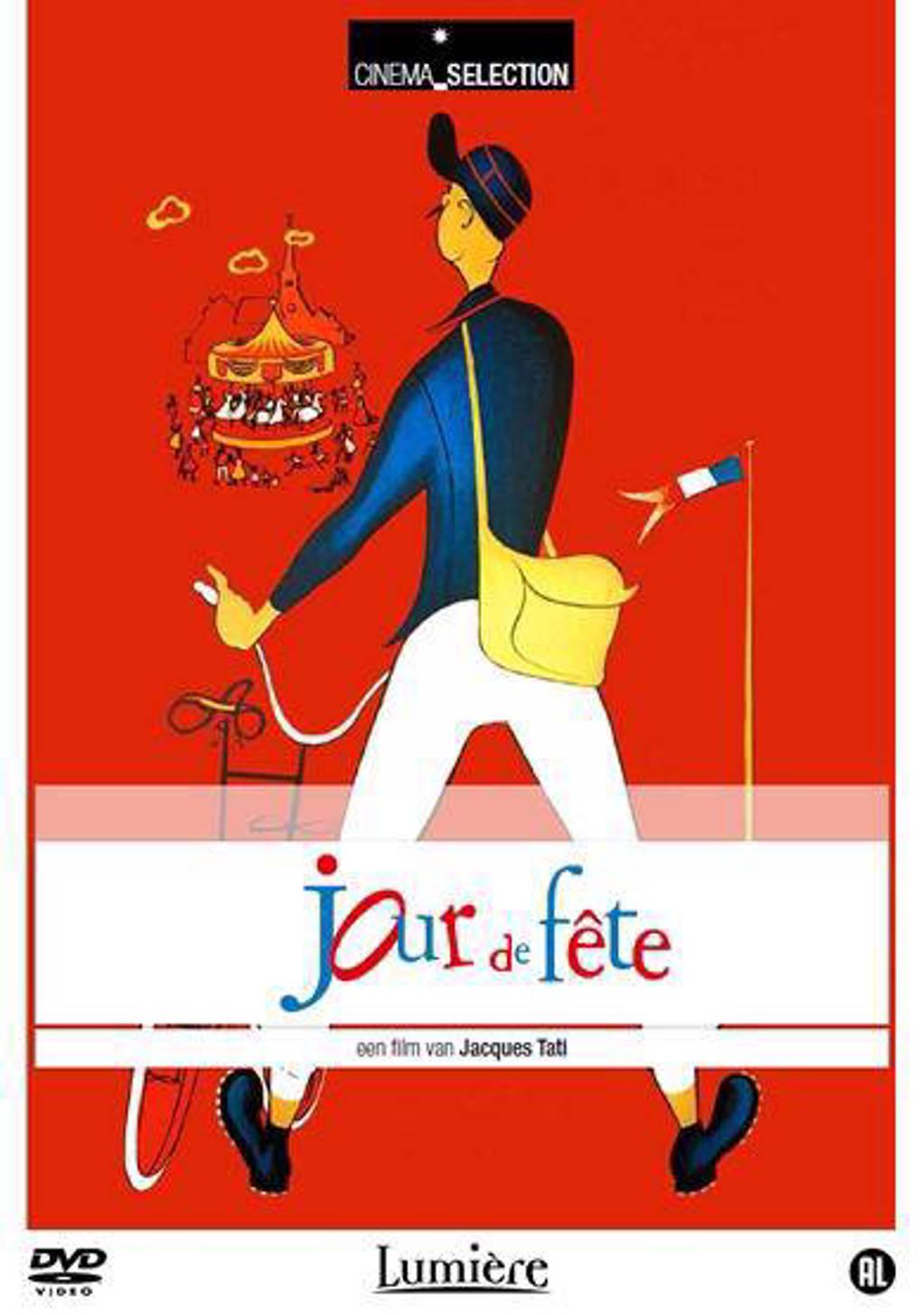 Jour De Fete (DVD)