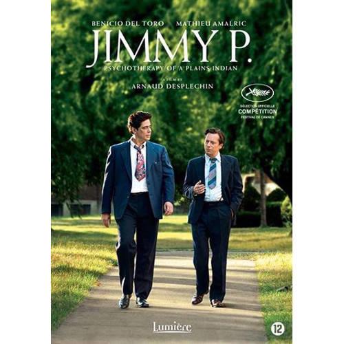 Jimmy P (DVD) kopen